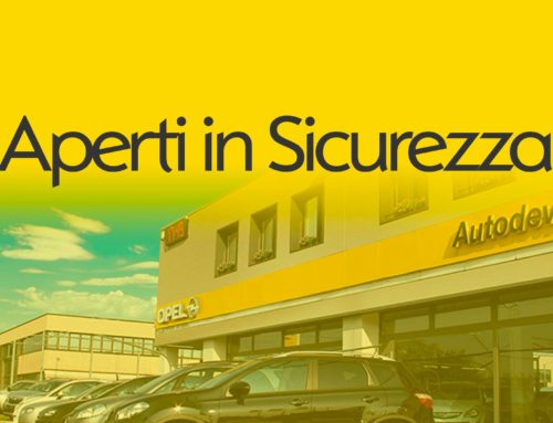 Zona Rossa per il Veneto: siamo regolarmente aperti